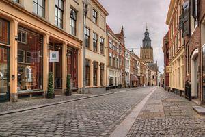 Lange Hofstraat in Zutphen van