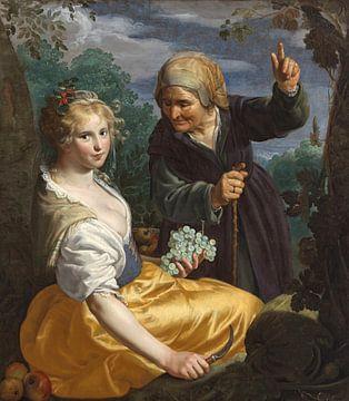 Vertumnus und Pomona