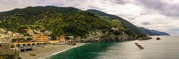 Monterosso al Mare - Cinque Terre von Teun Ruijters