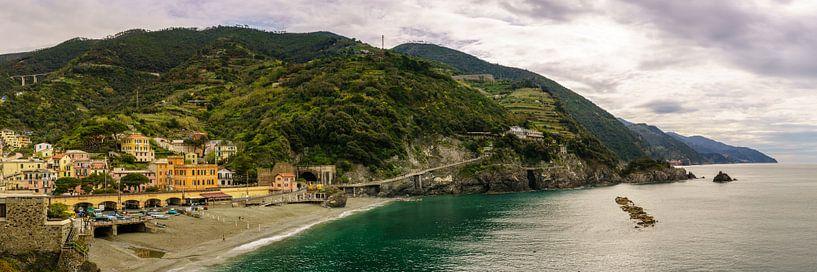 Monterosso al Mare - Cinque Terre van Teun Ruijters