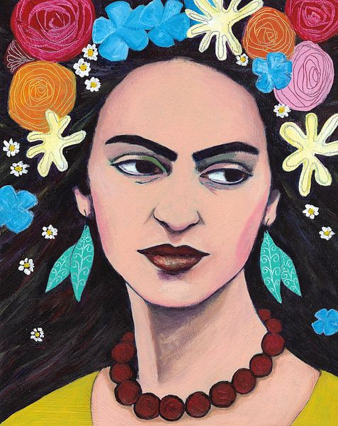 Frida von Lucienne van Leijen