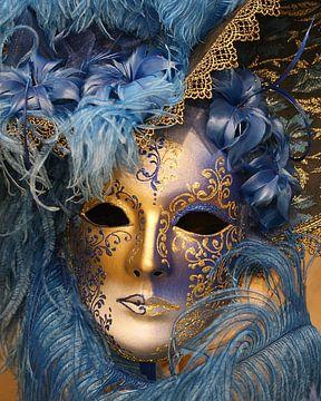 Venetiaanse Mascaraed van Brian Raggatt