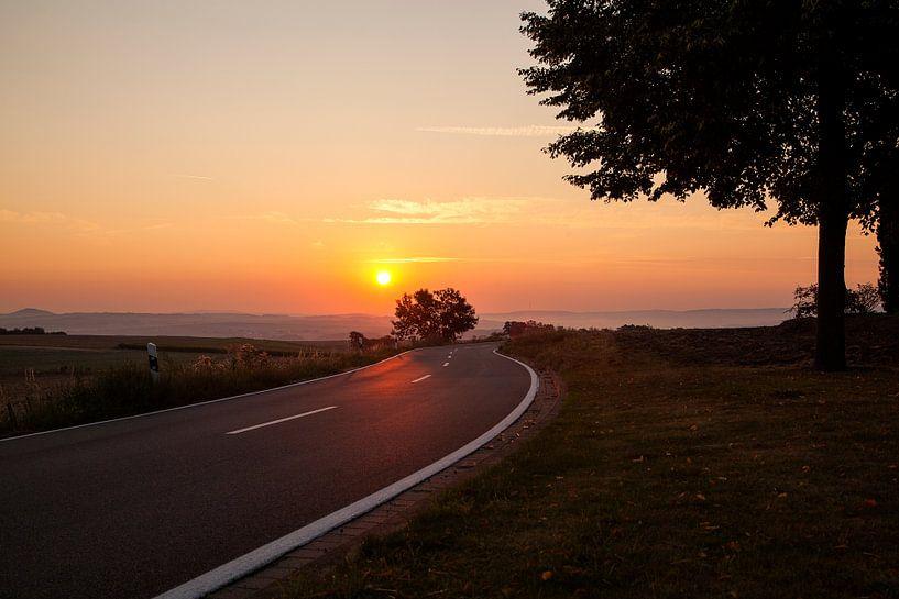 Sunrise van Ben van Sambeek