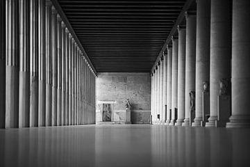 Atheense historie 9 van Bart Rondeel