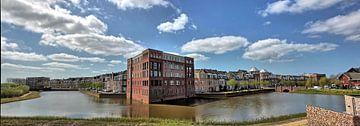 Nieuwe wijk Beverwijk/Heemskerk/Boekpolder van