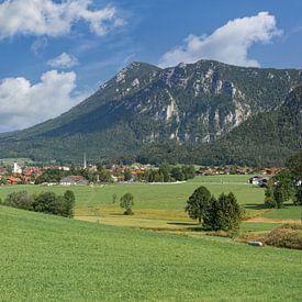 Inzell dans le Chiemgau sur Peter Eckert