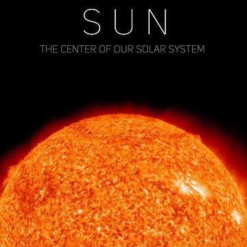 De zon - Engels van Digital Design