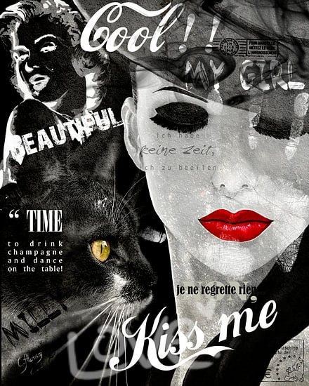 Kiss me van Carolina Alonso