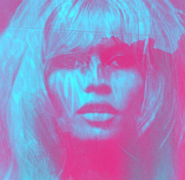 Brigitte Bardot - Love - 24 Colours - Neon Blue - Game van Felix von Altersheim