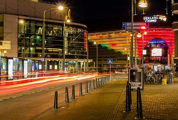Scheveningen city center van Brandon Lee Bouwman