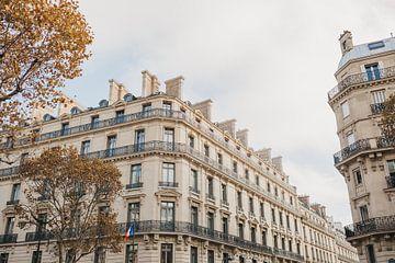 Straten van Parijs in de Herfst | Reisfotografie Frankrijk van Amy Hengst