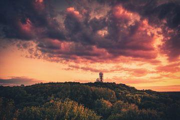 Radarstation auf dem Teufelsberg von Skyze Photography by André Stein
