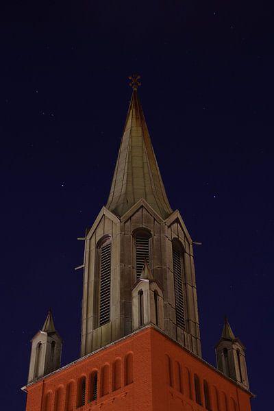St. Petri kirke in Bergen, Norwegen von Sven Zoeteman