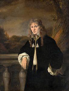 Porträt eines jungen Mannes, Ferdinand Bol