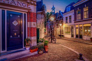 Altstadt von Delfshaven von Rene Siebring