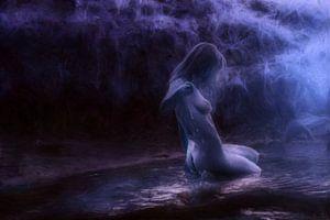 Blue Fantasy van Katz MatzArt
