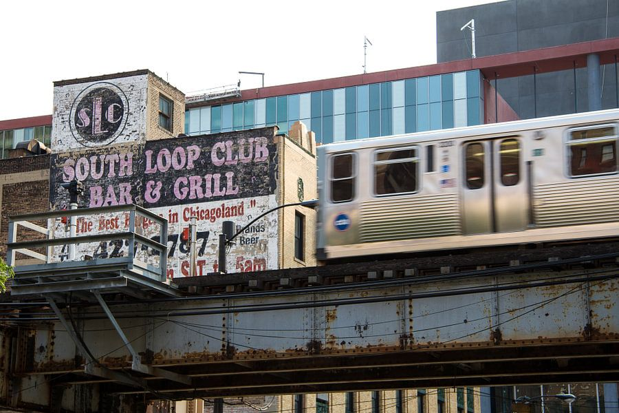 South Loop Club van Maarten De Wispelaere