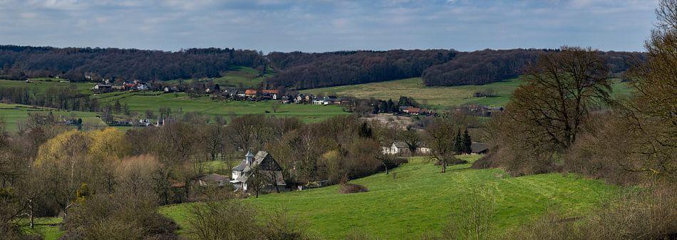 Zuid Limburgs voorjaarslandschap