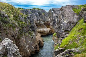Pancake rocks, Nieuw Zeeland