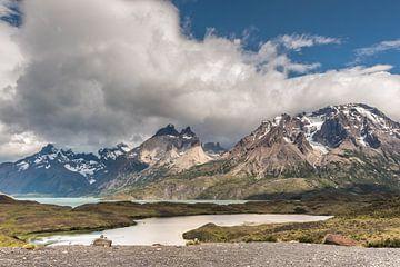 Meer in Torres del Paine von