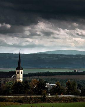 Kerktoren van Harrie Muis