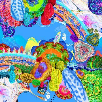 vrolijke micro wereld van Nicole Roozendaal