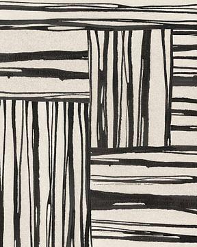 Sentiment Stripes III, Chris Paschke van Wild Apple