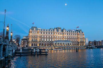 Amstelhotel van Edwin Butter