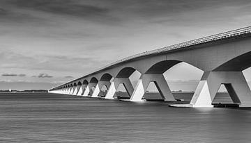 Seelandbrücke von Menno Schaefer