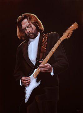 Eric Clapton painting von