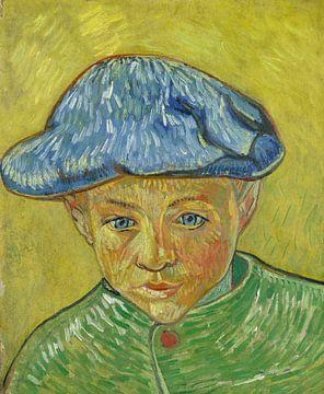 Porträt von Camille Roulin, Vincent van Gogh