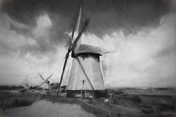 Nederlandse molens van