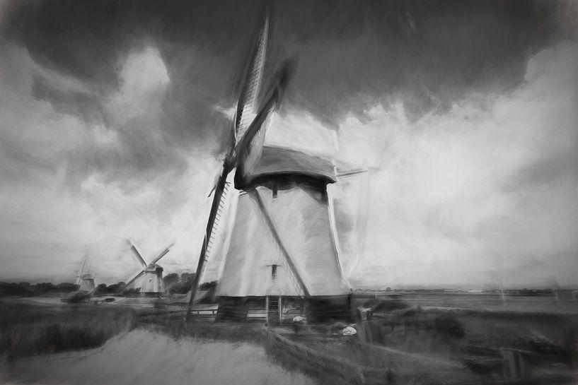 Nederlandse molens van eric van der eijk