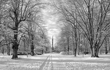 Berlin Tiergarten  van Violetta Honkisz