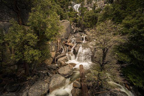Cascade Creek Falls van