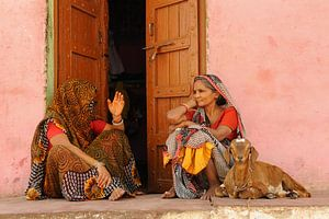 Dagelijks leven in India