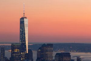 ONE WTC ONE (freedom tower) New York City