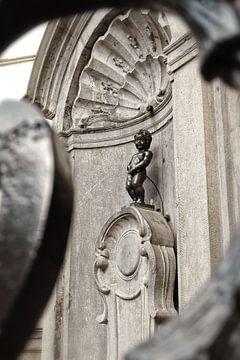 Manneken Pis sur Michel Groen