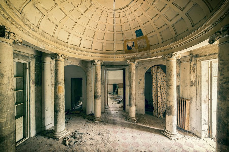 Villa Friedrich IV van Michael Schwan