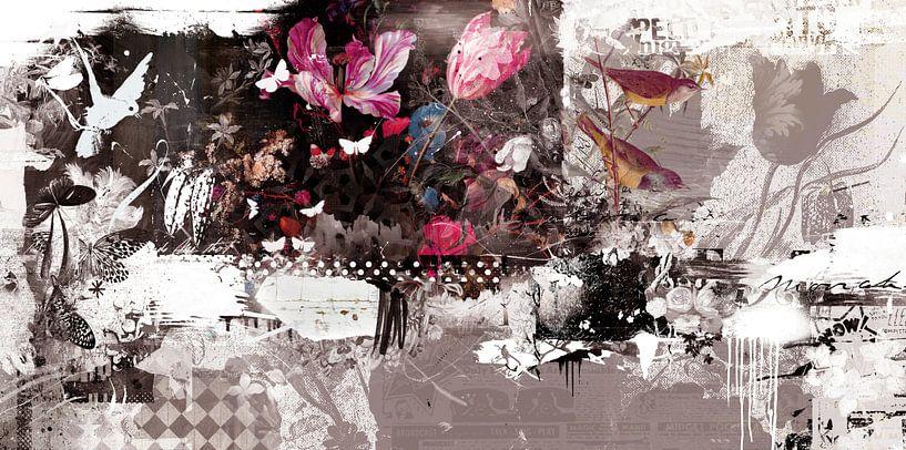 Liebesvögel II von Teis Albers