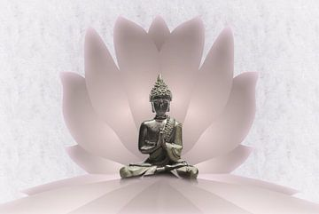 Boeddha van Violetta Honkisz