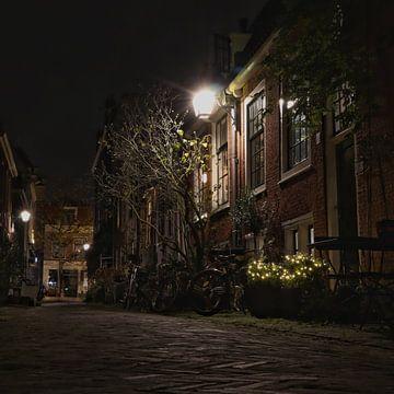 Abendbilder Haarlem von Uneata de Groot