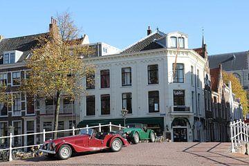 Rapenburg Leiden van Carel van der Lippe