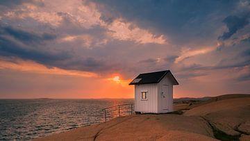 Phare de Stangehuvud, Suède sur Henk Meijer Photography