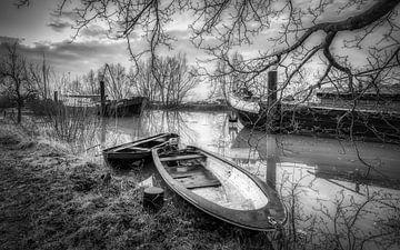 Hochwasser von Mart Houtman