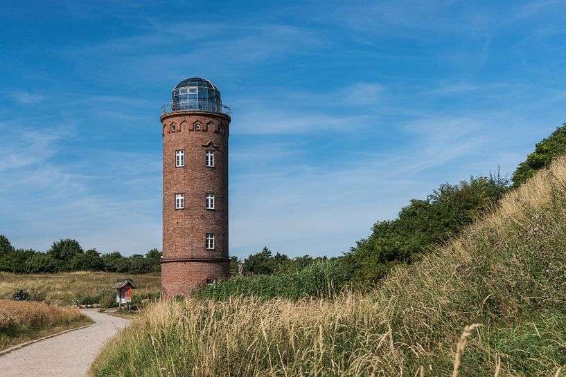 Ruegen Island, Germany van Gunter Kirsch