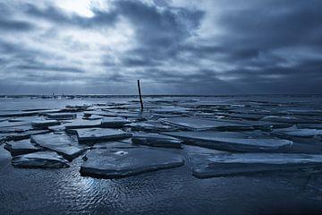 Arctisch landschap 1 van peterheinspictures