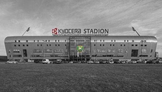 """ADO Den Haag """"Kyocera Stadion"""" in Den Haag van MS Fotografie"""