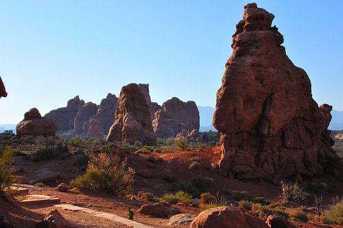 Canyonlands van Fred van den Brink