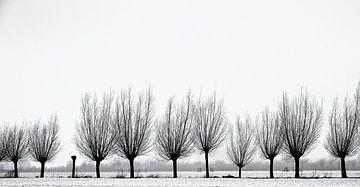 Winter in Holland8 van Henk Leijen